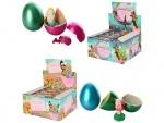 Яйцо игрушечное с фигуркой - БЛОК
