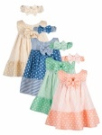 Платье для девочки Горошинка 68-80р