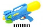 Игрушечное водяное оружие с накачкой
