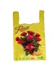 Пакет-майка 30х50 Mix расцветов
