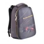 Рюкзак (ранец) школьный каркасный ZiBi Choice Fast