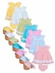 Комплект одежды для девочки 74-86р