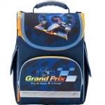 Рюкзак школьный каркасный (ранец) 501 Grand Prix