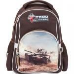 Рюкзак школьный 513 Tanks Domination