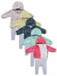Комплект одежды для девочки Ажур на молнии 56-74р