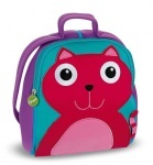 """Детский рюкзак """"Котенок- путешественник Пинки"""""""