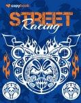 Блокнот для заметок А5 Серія Street Racihg