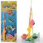 Рыбалка детская магнитная