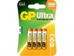 Батарейки GP щелочная LR03, AAA