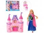 Замок принцессы с куклой Anna Frozen