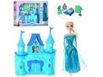 Замок кукольный принцессы с куклой Frozen