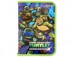 """Папка для тетрадей на молнии В5 """"Ninja Turtles"""""""