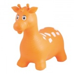 """Детский прыгун """"Жираф"""", оранжевый"""