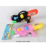 Водный пистолет с накачкой для мальчика и девочки