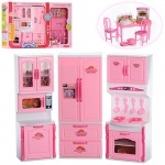Мебель детская кухня для кукол