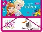 """Папка для тетрадей на резинке В5 """"Frozen"""""""