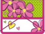 """Папка для тетрадей на резинке В5 """"Flowers"""""""