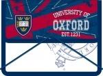 """Папка для тетрадей на резинке В5 """"Oxford"""""""