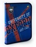 """Папка для труда на молнии с внутренним карманом А4 """"Oxford"""""""
