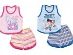 Летний комплект одежды для деток р.52