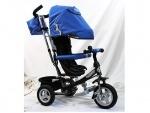 Велосипед детский 3-х колесный TURBOTRIKE, синий