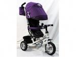 Велосипед детский 3-х колесный TURBOTRIKE, фиолетовый