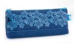 Пенал-косметичка Blue Weave
