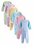 Пижама детская, начес Мыс 80-92р