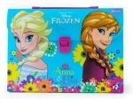"""Портфель пластиковый """"Frozen"""""""