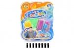 Набор для игры в мыльные пузыри + рукавички