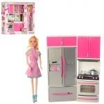 Игрушечная мебель для кукол типа Барби