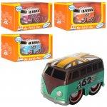 Автобус игрушечный металлический инерционный