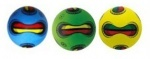 Мяч футбольный резиновый, размер 5