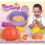 """Набор смесей для лепки с одним цветом """"Сладкий апельсин"""""""