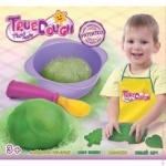 """Набор смесей для лепки с одним цветом """"Лаймово-зеленый"""""""