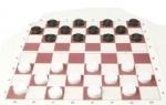 Деткий игровой набор Шашки-нарды
