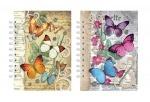 """Блокнот """"Бабочки"""" А6, 38 листов"""