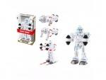 Детский Робот с гантелями
