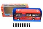 Автобус музыкальный, световые эффекты