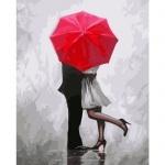 Творчество: Картина по номерам - Поцелуй