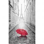 Творчество: Картина по номерам - Париж (Без коробки)