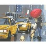Творчество: Картина по номерам - В ритме города