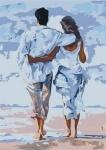 Творчество: Картина по номерам - О любви