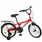 """Велосипед детский двухколесный Top Grade 18"""", красный"""