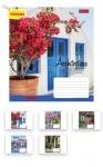 Тетрадь в линию А5/48 Architec&Flowers