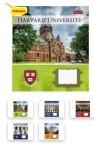 Тетрадь в линию А5/12 Harvard College life