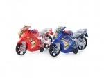 Мотоцикл игрушечный инерционный