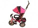 Велосипед детский 3-х колесный, розовый