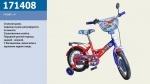 """Детский велосипед 2-х колесный 14'', """"Щенячий патруль"""""""