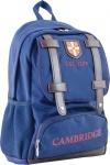 Рюкзак подростковый CAMBRIDGE синий